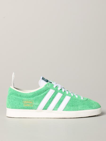 Adidas Originals Gazelle Sneakers aus Wildleder mit Logo