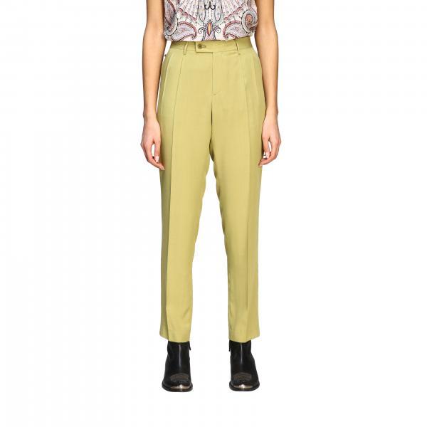 Pantalone Etro classico con tasche america