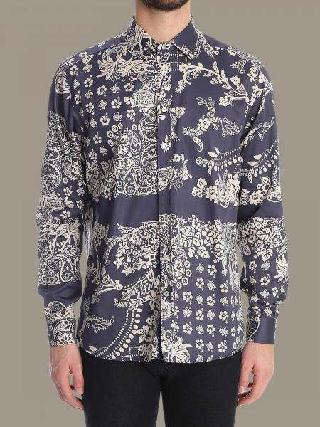 Camicia Etro con stampa bandana