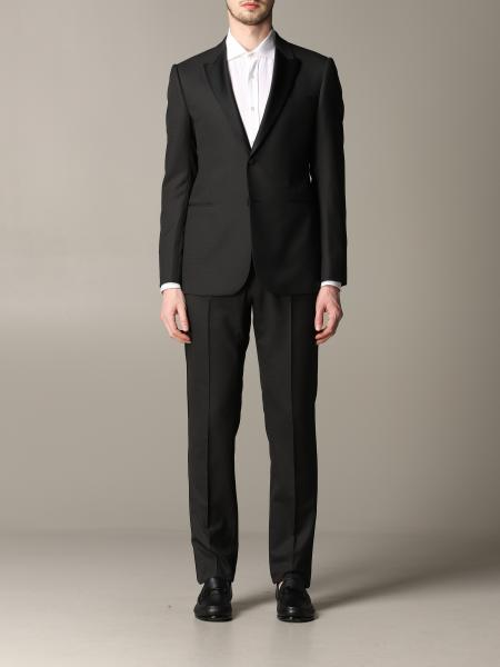 Emporio Armani tuxedo suit in wool 270gr drop 7