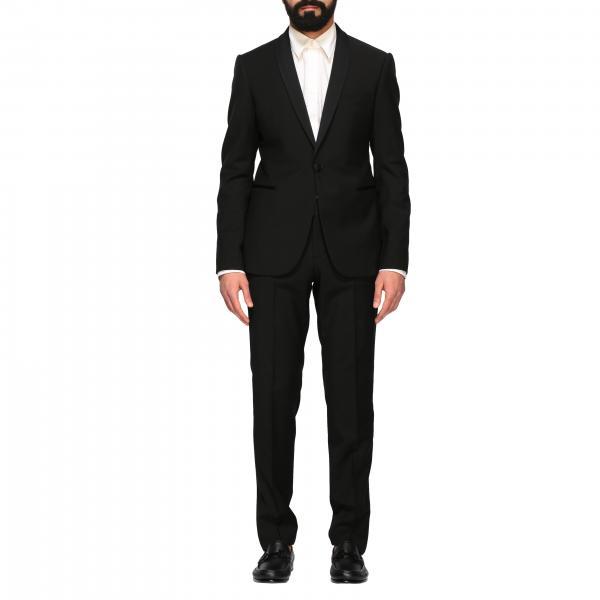 Emporio Armani Smoking Anzug aus Wolle 220gr