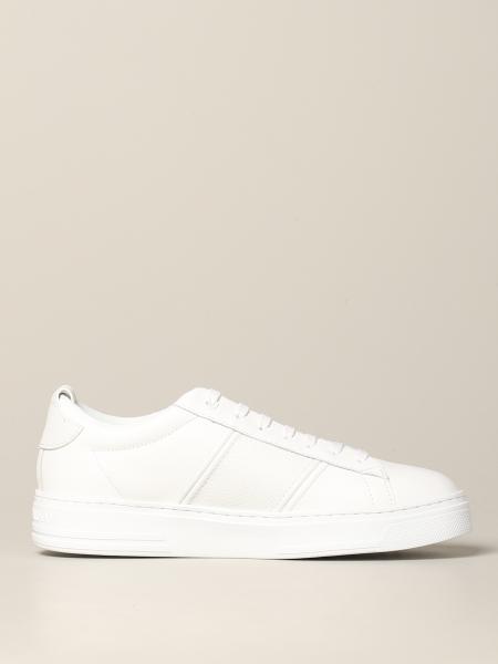Emporio Armani 真皮运动鞋