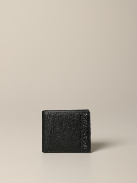 Portafoglio Emporio Armani con logo