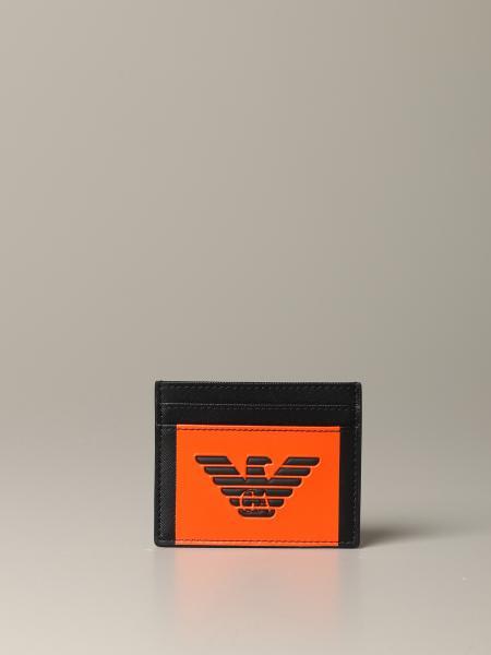 Porta carte di credito Emporio Armani