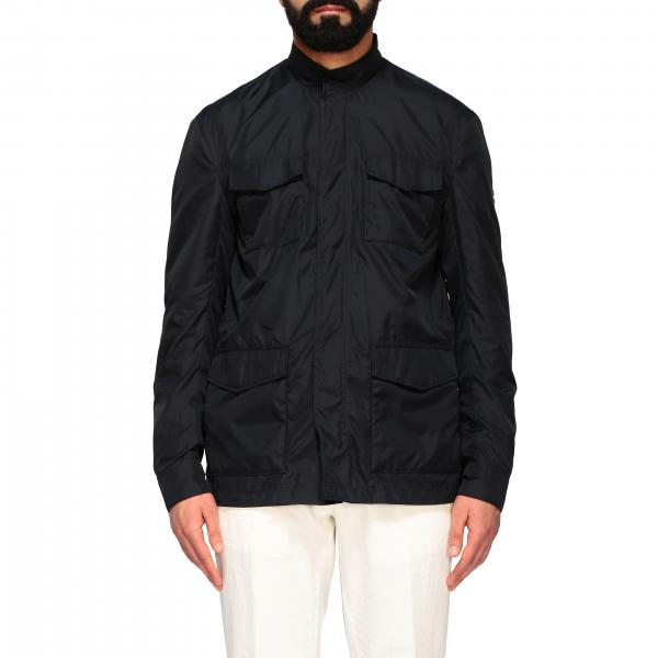 Emporio Armani Saharan jacket in nylon