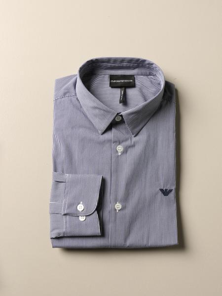 Рубашка Мужское Emporio Armani