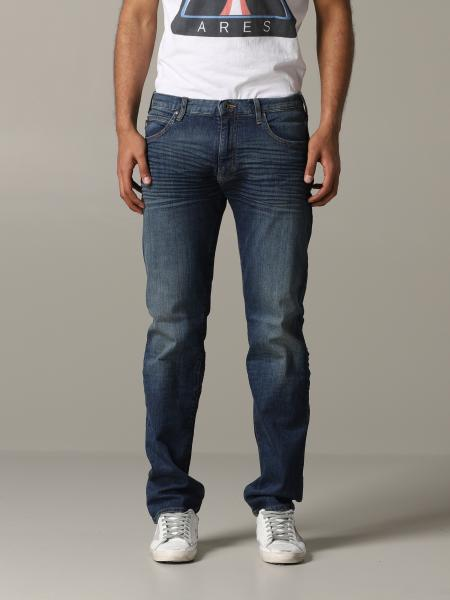 Jeans Emporio Armani regular fit 11 once