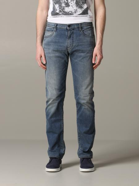 Jeans Emporio Armani regular fit 9,5 once