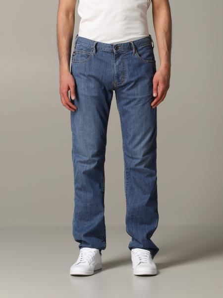 Jeans Emporio Armani regular fit