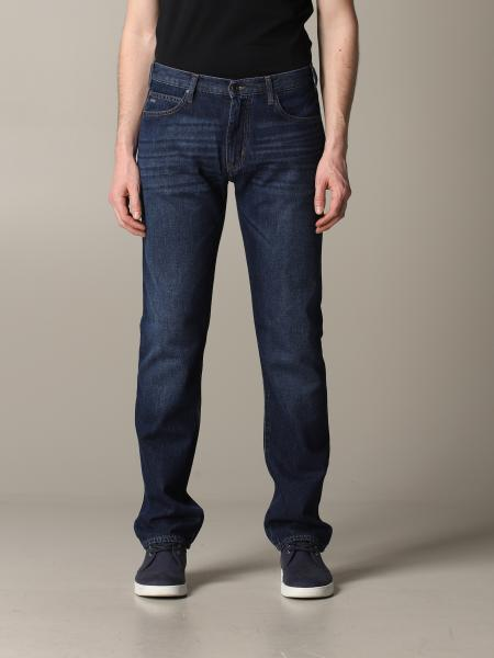 Emporio Armani regular fit jeans 8 oz