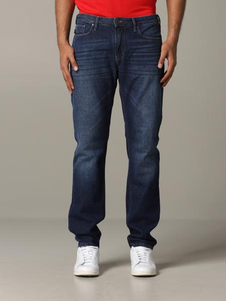 Emporio Armani slim fit jeans 8 oz