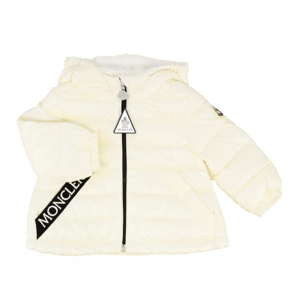 Moncler Muguet down jacket with hood