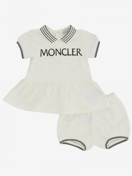 Moncler polo dress with shorts