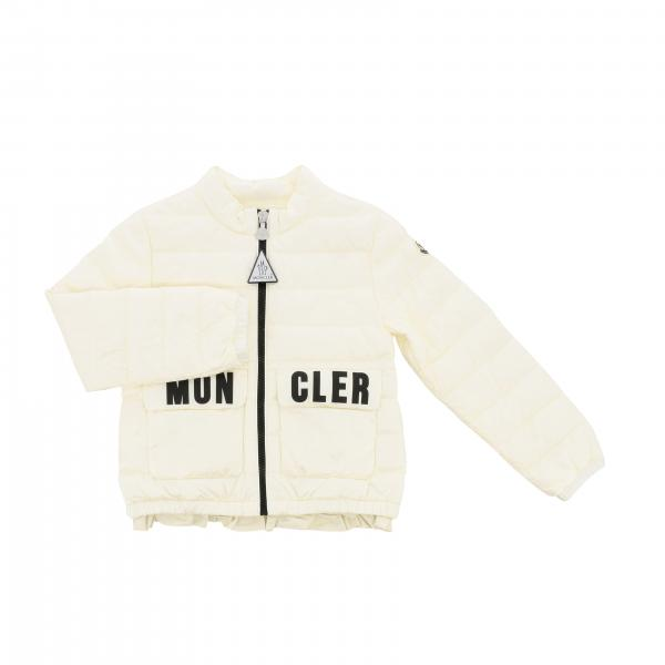 Moncler Violette down jacket with logo