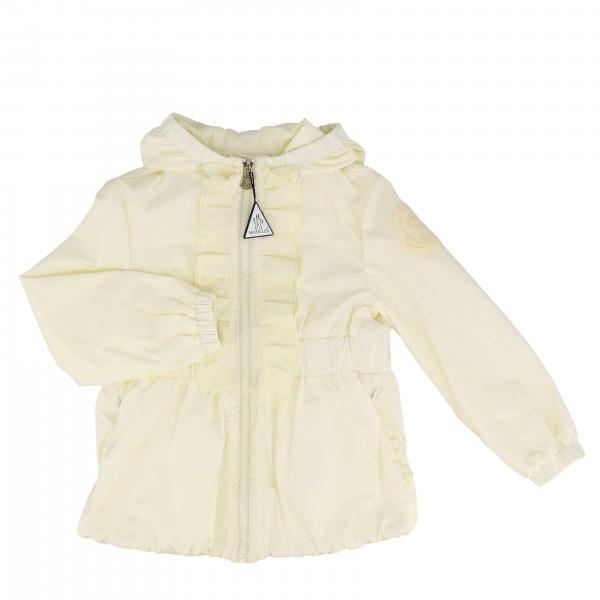Moncler Cinavre nylon jacket with hood