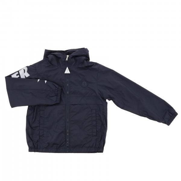 Moncler nylon jacket with logo