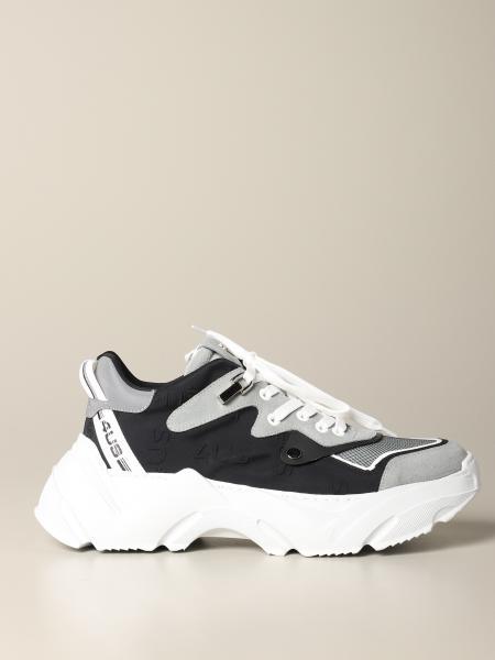 Sneakers Sweft Paciotti 4US in tela logata e rete