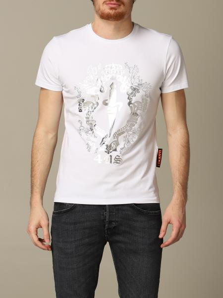 T-shirt Paciotti 4US con stampa spada