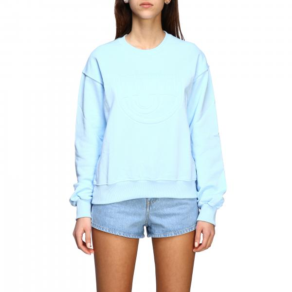 Sweat-shirt femme Chiara Ferragni
