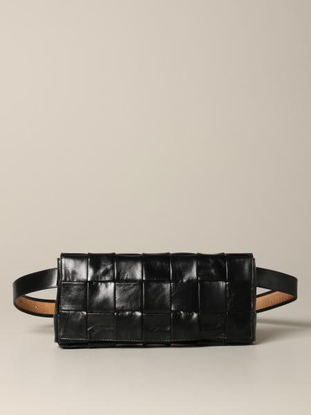 Bottega Veneta Gürteltasche aus gewebtem Leder