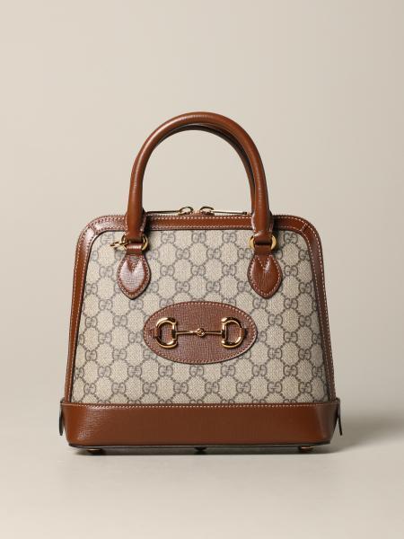 Gucci GG Supreme Horsebit 1955 bag