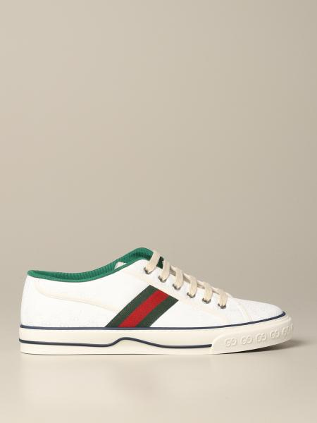 Gucci Tennis 1977 sneakers with Web band