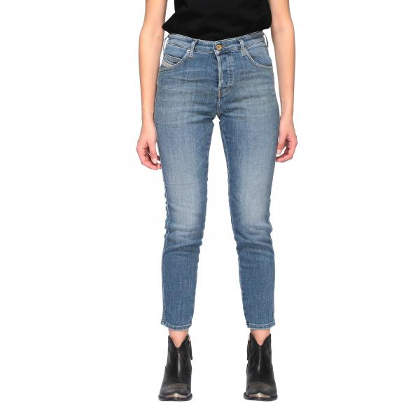 Jeans skinny Babhila Diesel taille normale