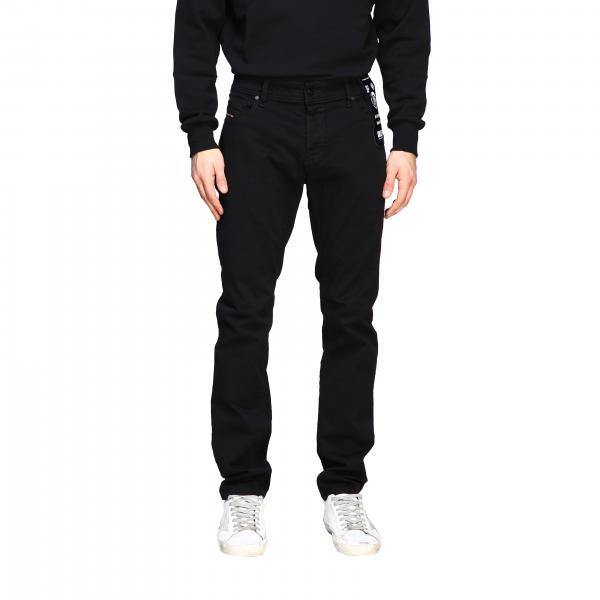 Diesel Sleenker Jeans aus Stretch-Denim Low Waisted