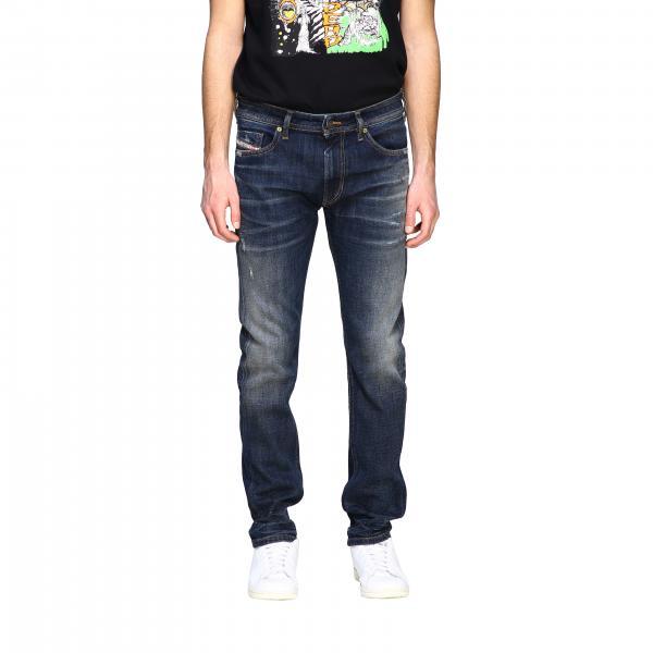 Diesel Thommer-x Jeans aus Stretch Denim