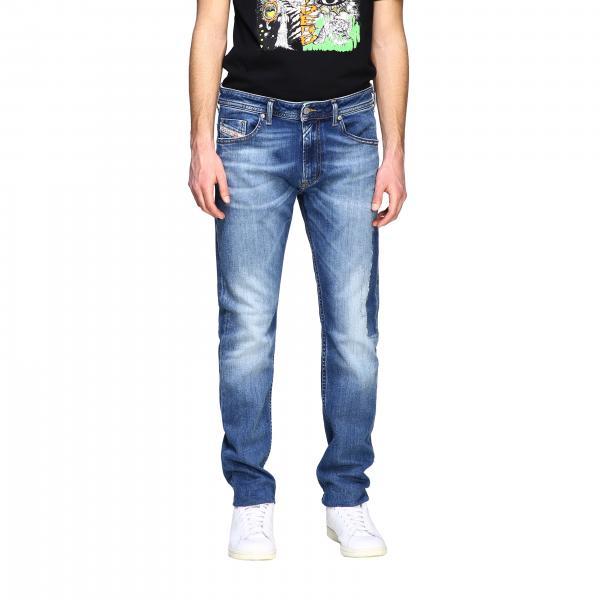 Diesel Thommer-x Jeans aus Stretch-Denim