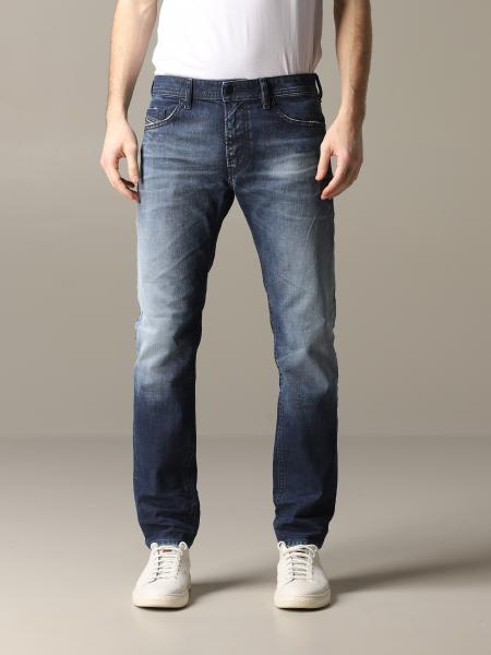 Jeans Thommer-x Diesel slim skinny fit
