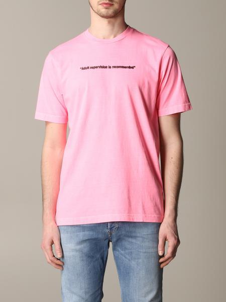 T-shirt Diesel con scritte