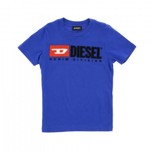 T-shirt Diesel a maniche corte con logo