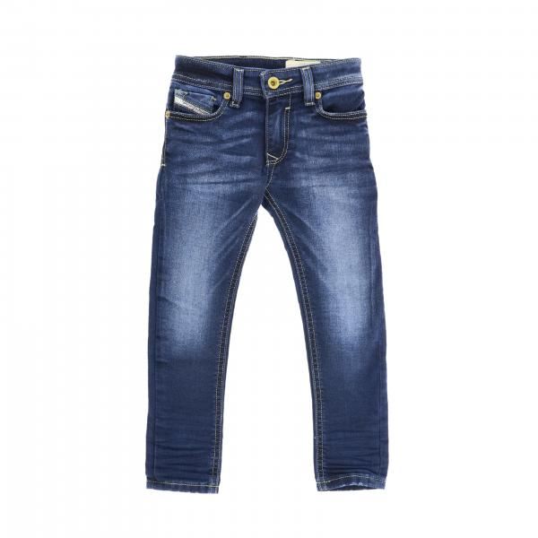 Jeans Diesel skinny fit in denim used