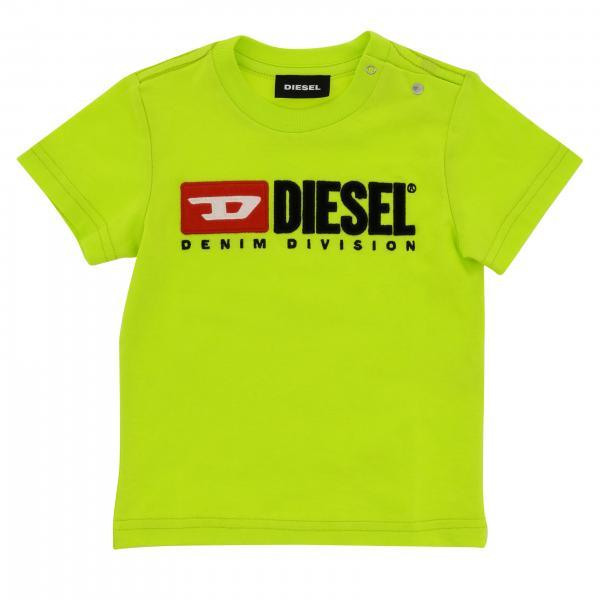 T-shirt Diesel à manches courtes avec logo