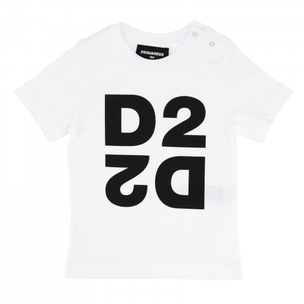 Dsquared2 Junior logo 短袖T恤