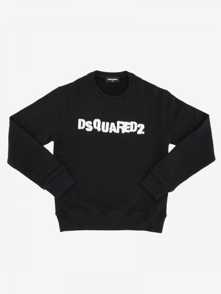 Dsquared2 crew neck Junior sweatshirt