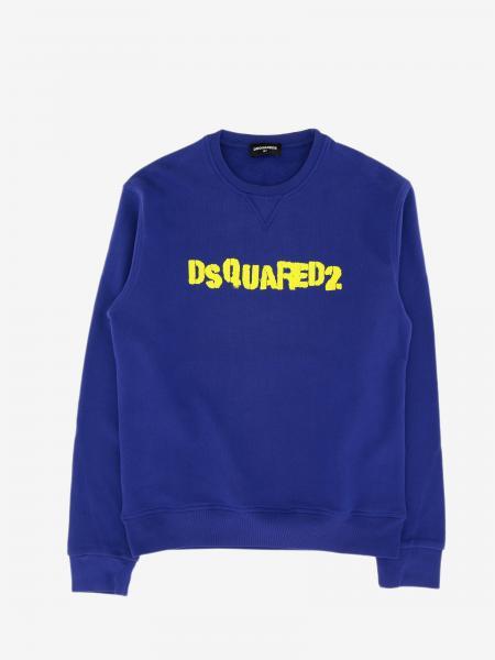 Dsquared2 Junior 圆领卫衣