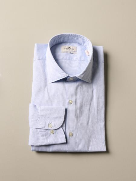 Camicia Brooksfield in cotone slim fit