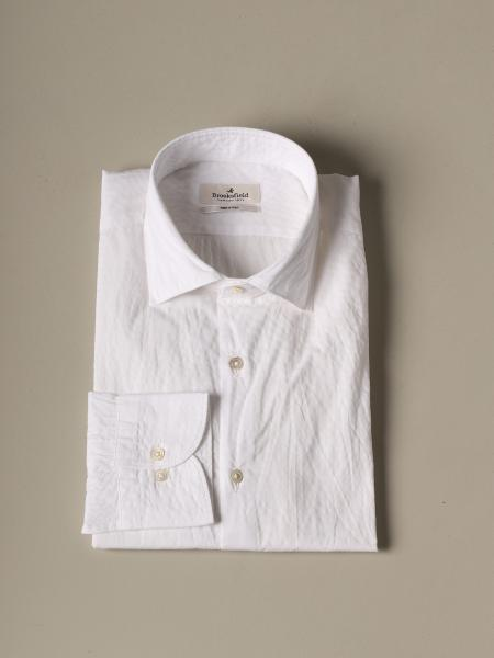 Camicia Brooksfield in cotone