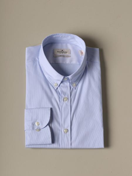 Camicia Brooksfield in popeline stretch