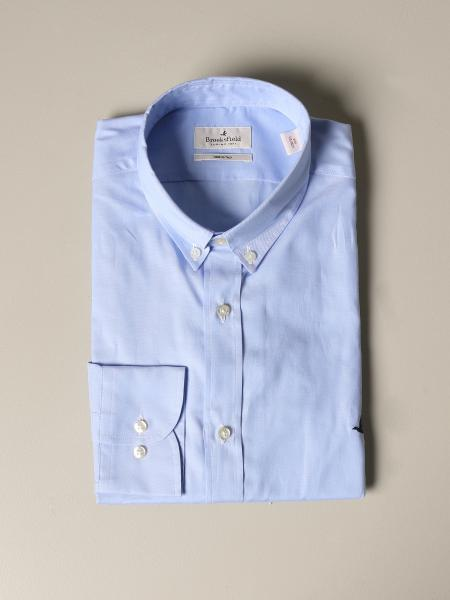 Camicia Brooksfield con collo button down