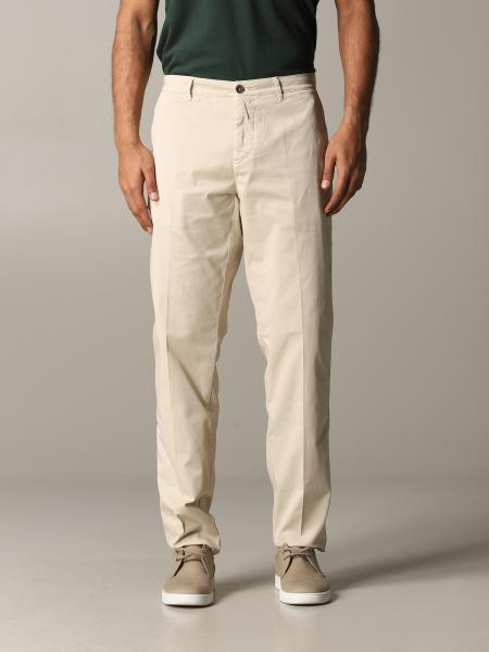 Pantalone Brooksfield chino in gabardine stretch