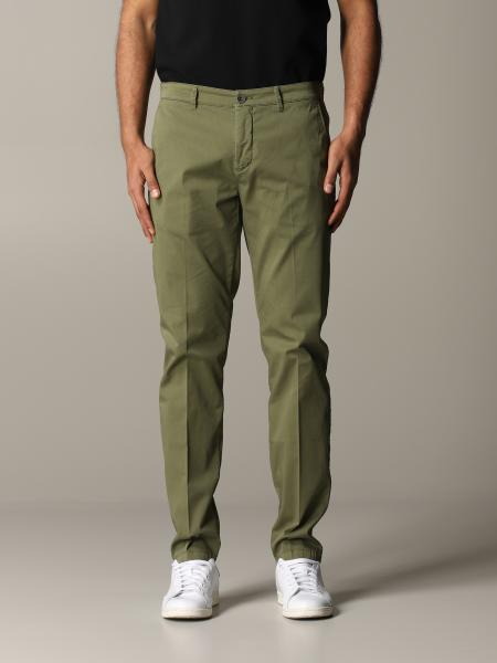 Pantalone Brooksfield chino in gabardine stretch