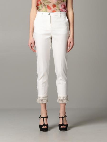 Trousers women Blumarine