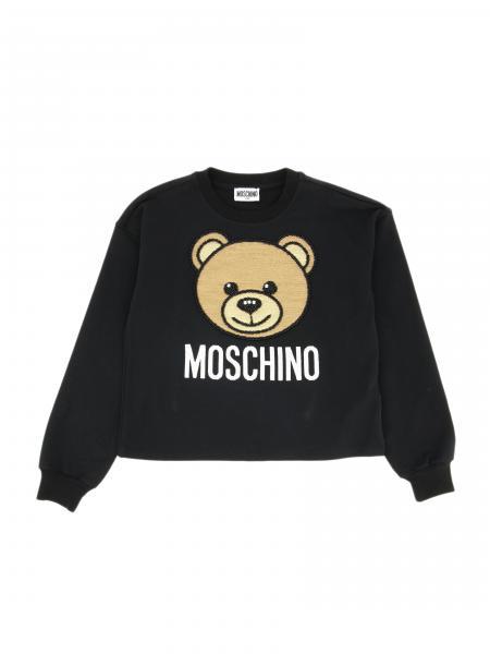 Moschino Kid 泰迪熊上衣