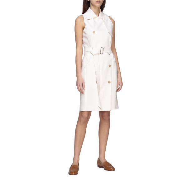 Max Mara Veranda double-breasted dress with belt