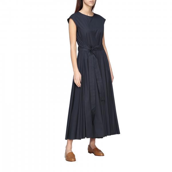 Max Mara Filly S poplin dress
