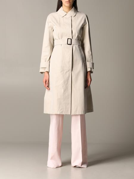Coat women Max Mara The Cube