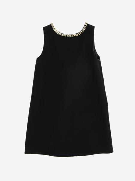 Elisabetta Franchi 珠宝链条连衣裙